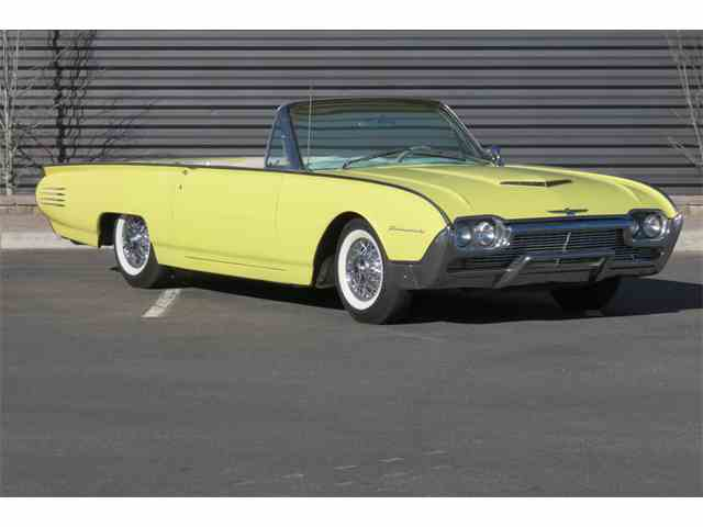 1961 Ford Thunderbird | 993646