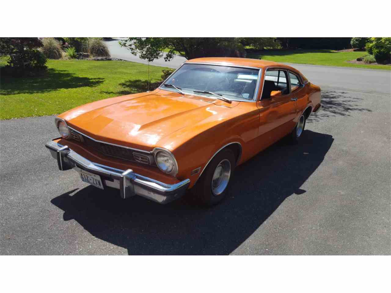 1974 ford maverick for sale cc 993647. Cars Review. Best American Auto & Cars Review