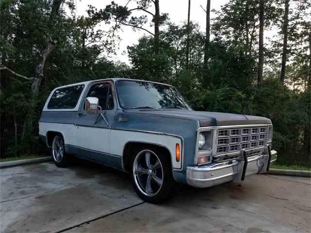 1979 Chevy Blazer (2WD)   993652