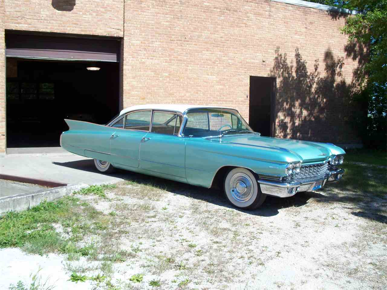 1960 Cadillac Series 60 for Sale - CC-993653
