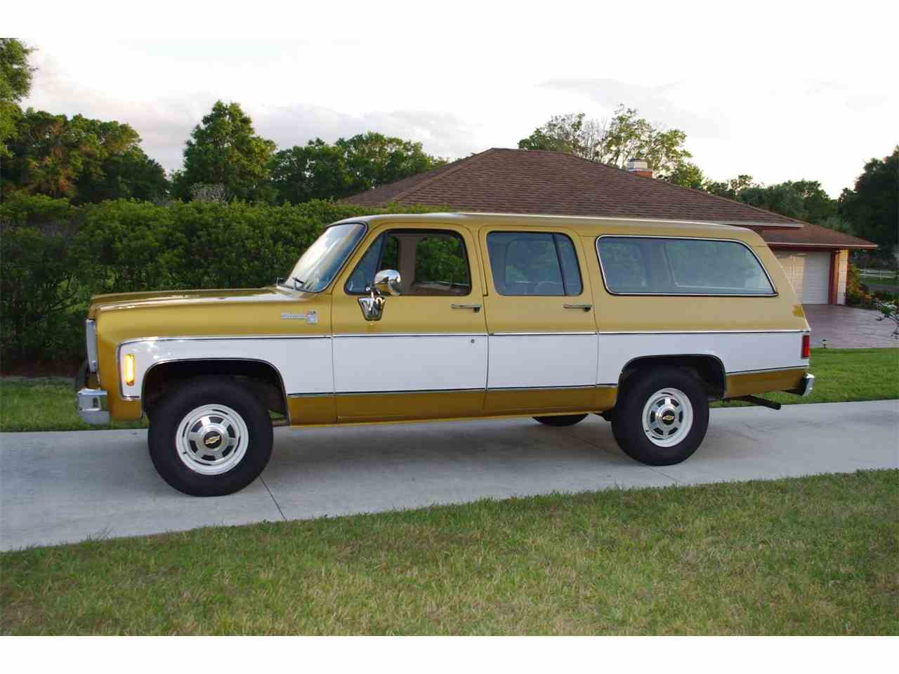 1975 Chevrolet Suburban for Sale | ClassicCars.com | CC-993656