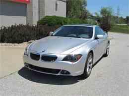 2004 BMW 645 Ci for Sale - CC-993657
