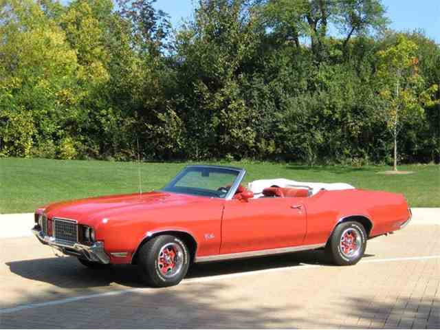 1972 Oldsmobile Cutlass | 993659