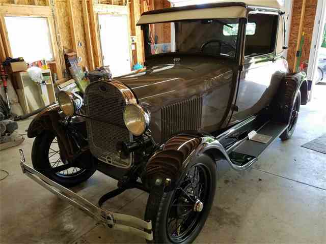 1929 Ford Model A Sport Coupe | 993664