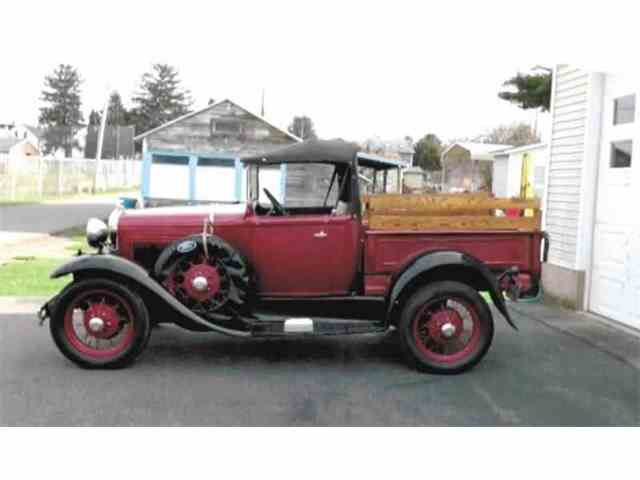 1930 Ford Model A | 993665