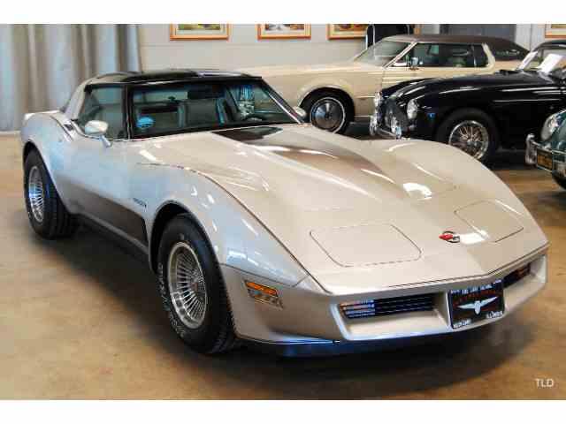 1982 Chevrolet Corvette | 990367