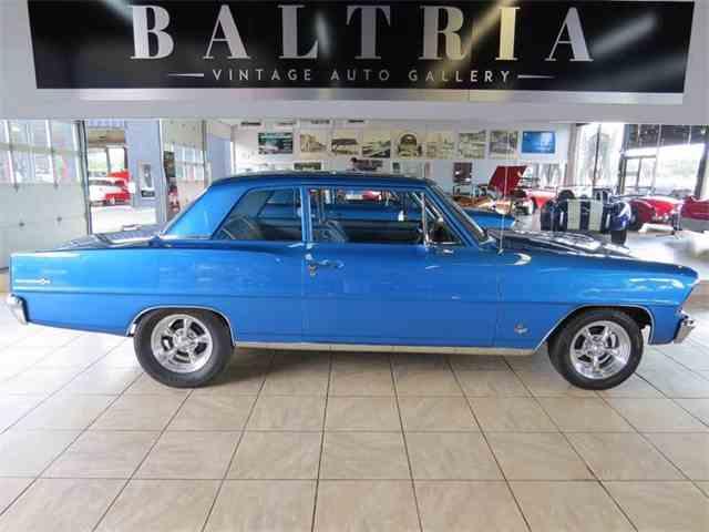 1967 Chevrolet Nova II | 993677