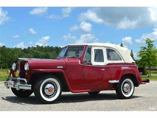 1948 Willys Jeepster | 993679