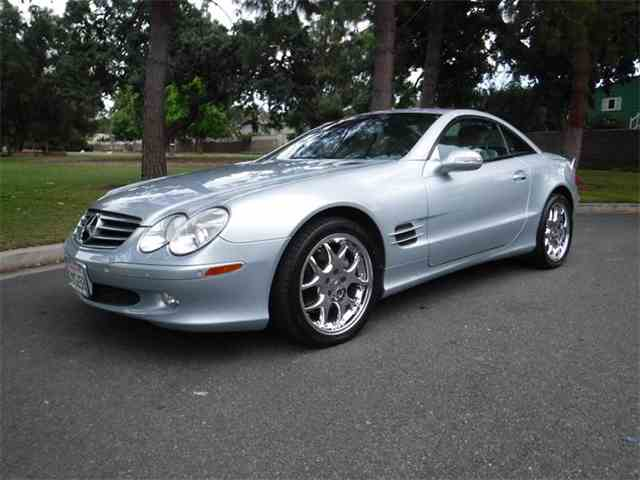 2003 Mercedes-Benz SL-Class | 990368