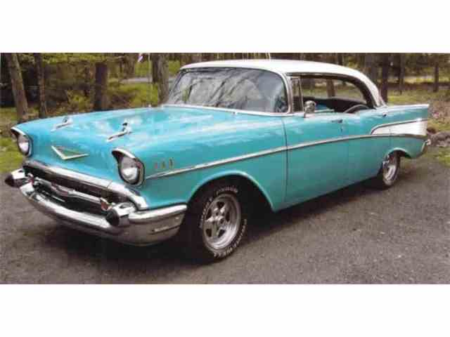 1957 Chevrolet Bel Air | 993681