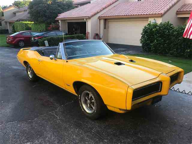 1968 Pontiac GTO HO | 993683