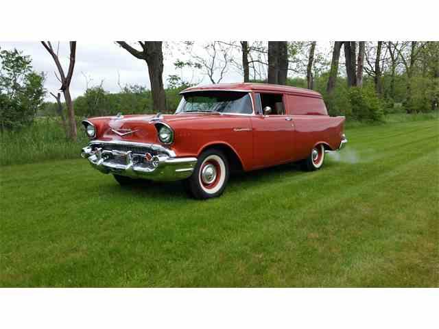 1957 Chevrolet Sedan Delivery | 993684