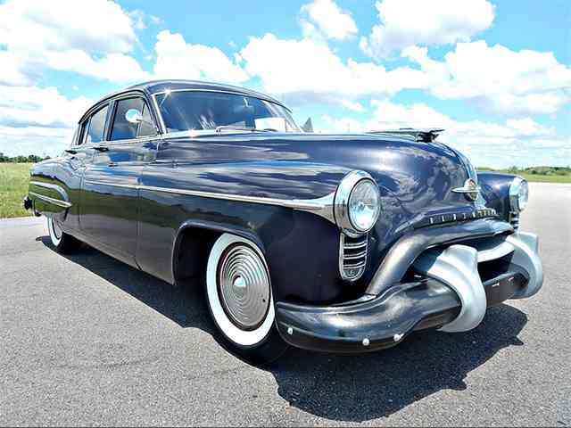 1950 OLDSMOBILE FUTURAMIC 98 | 993687