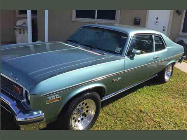 1973 Chevrolet Nova | 993688