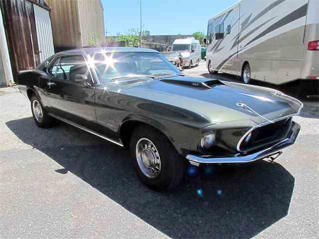 1969 Ford Mustang | 993690