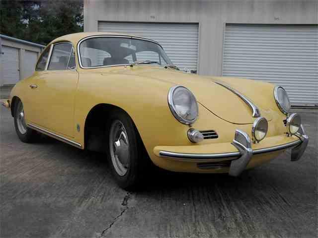 1962 Porsche 356B | 993691