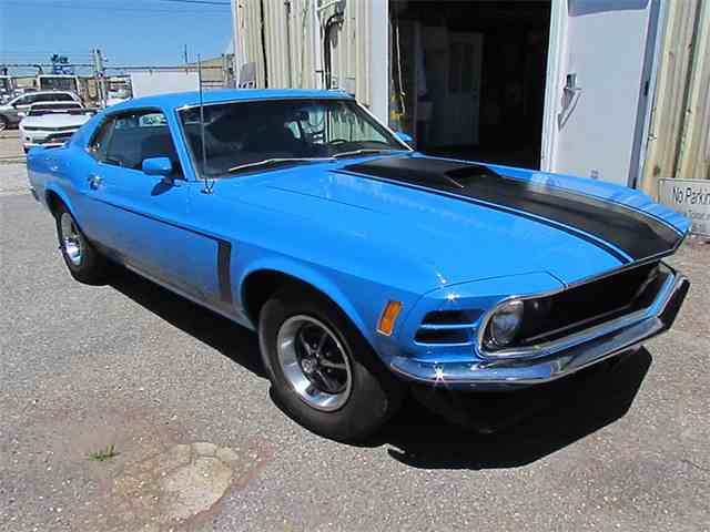 1970 Ford Mustang | 993693