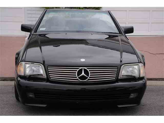 1995 Mercedes-Benz SL600 | 993696