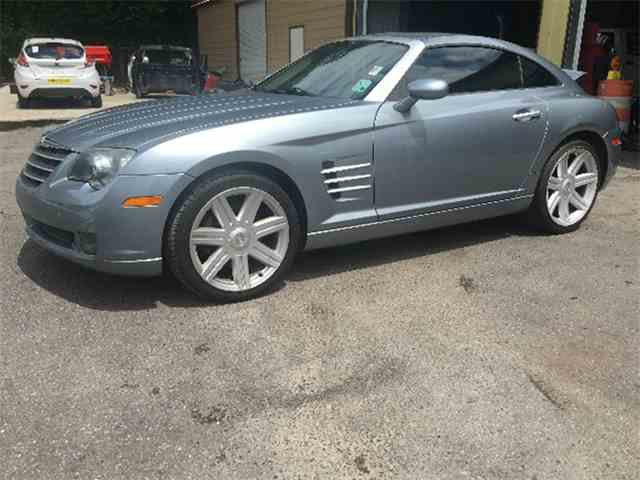 2005 Chrysler Crossfire | 993698