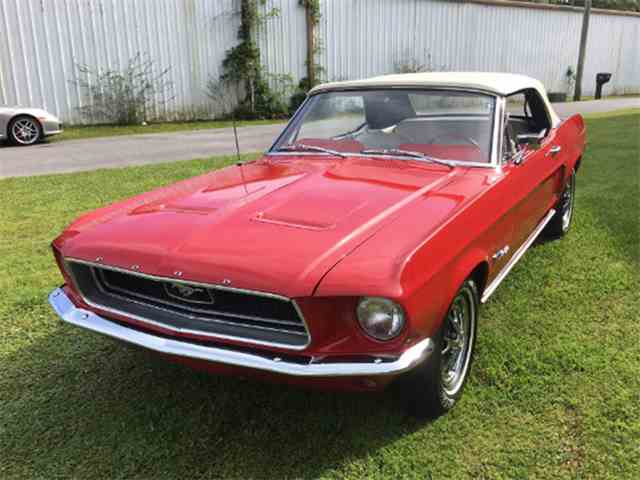 1968 Ford Mustang | 993701