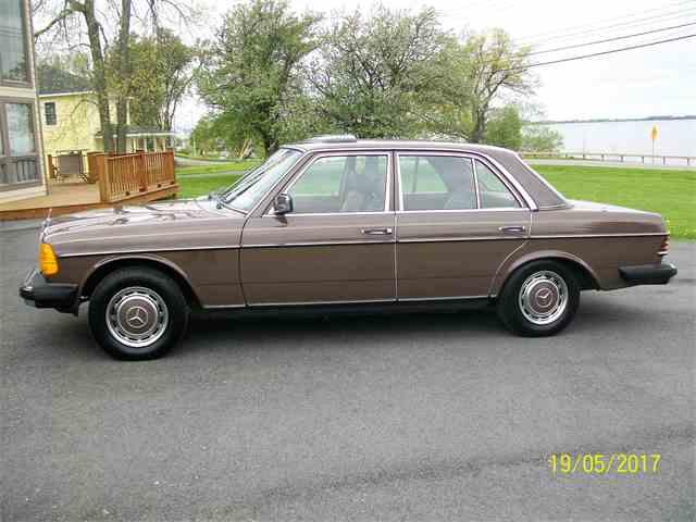 1979 Mercedes-Benz 300D | 993713