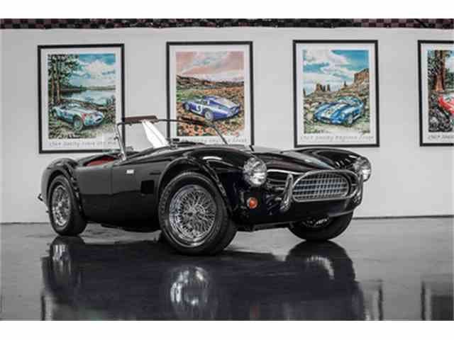 1962 Shelby Slab Side Cobra | 993715
