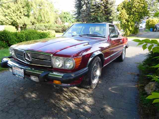 1988 Mercedes-Benz 560SL | 993721