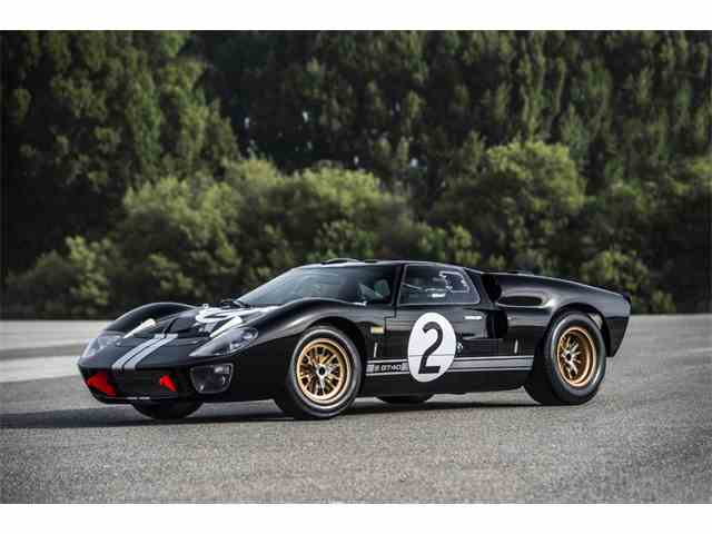 1966 Shelby GT40 Mark II | 993722