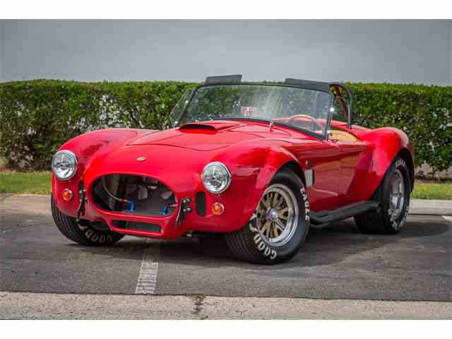 Picture of '65 FAM 427 SC Cobra located in CALIFORNIA - $449,000.00 Offered by Hillbank Motorsports - LARF