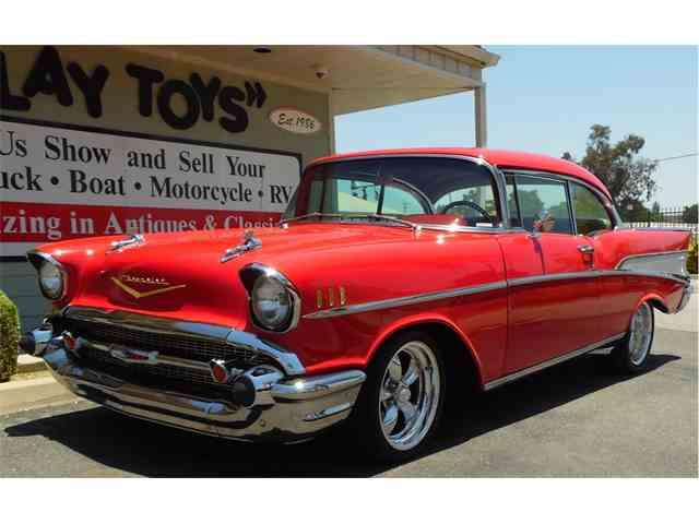 1957 Chevrolet Bel Air 2 Door Hardtop | 993724