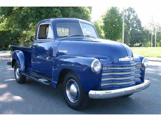 1951 Chevrolet 3100 | 993734