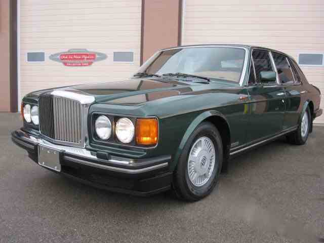 1992 Bentley Mulsanne S | 993737