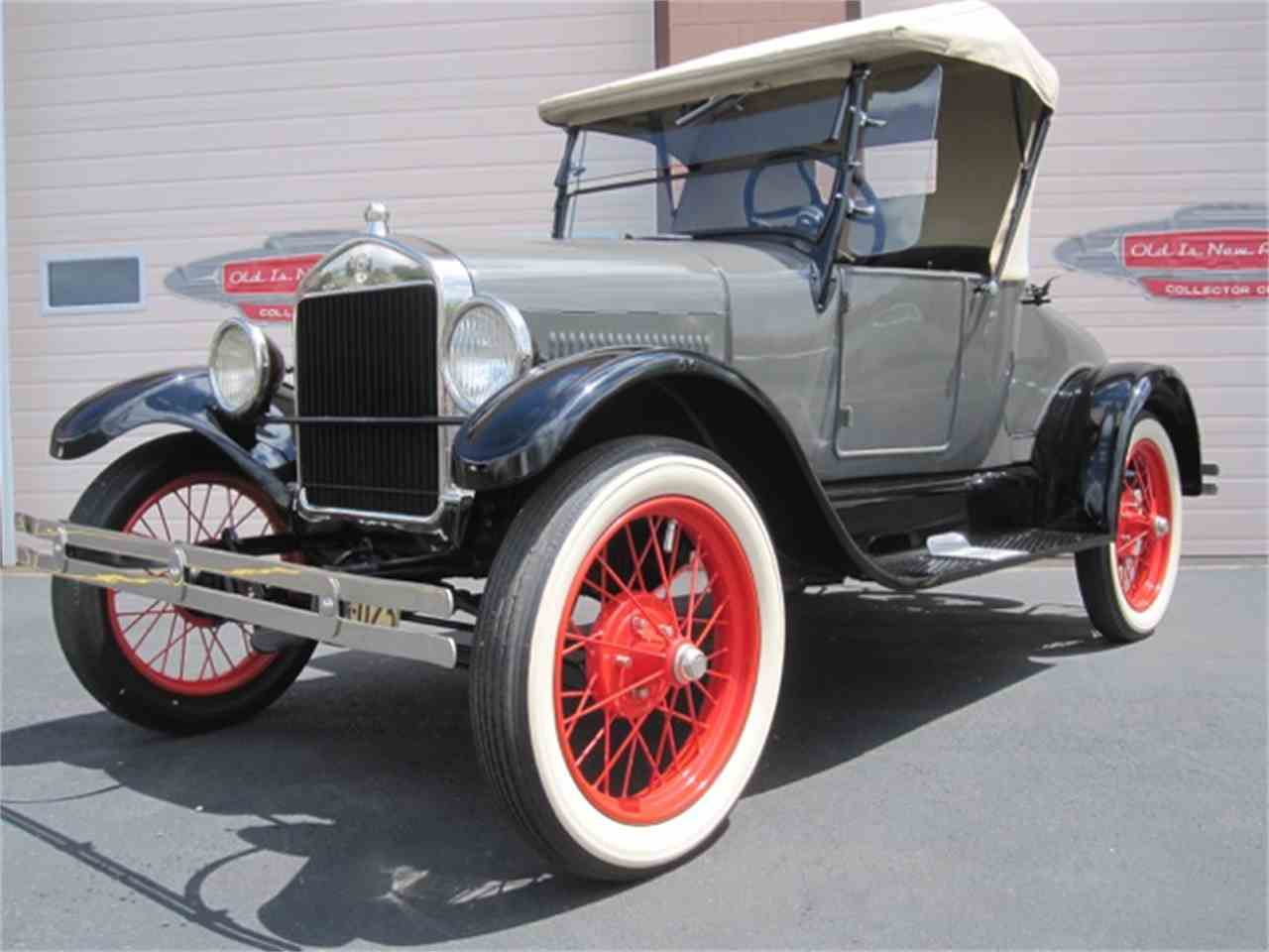 1927 ford model t 993739