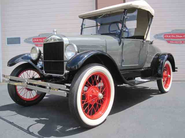 1927 Ford Model T | 993739