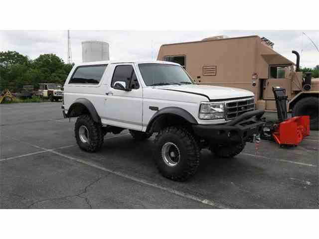 1992 Ford Bronco | 990374