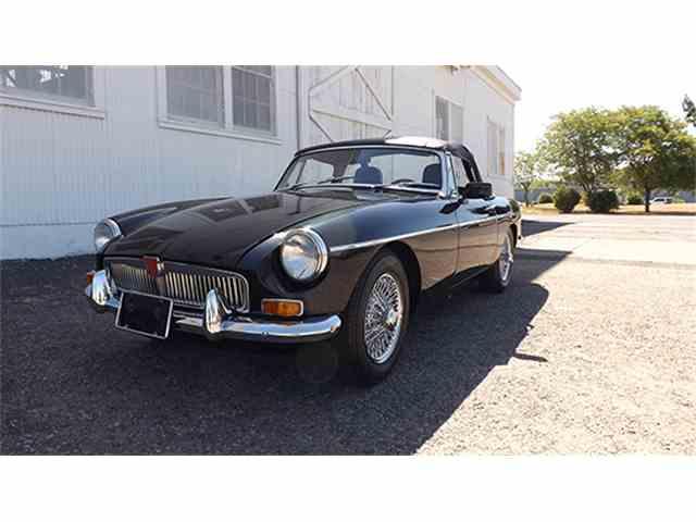 1968 MG MGB | 993749