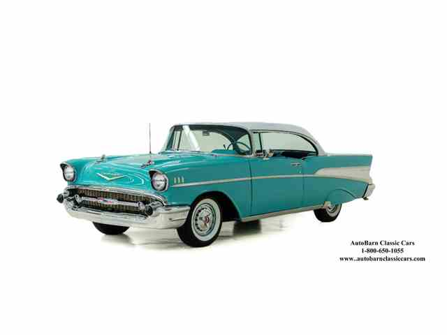 1957 Chevrolet Bel Air | 993759
