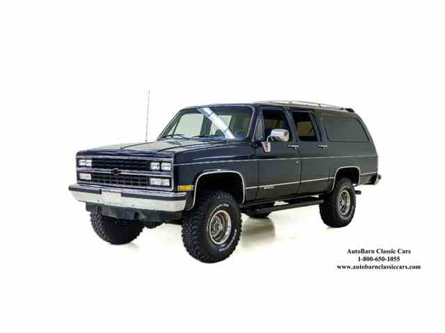 1990 Chevrolet Suburban | 993760
