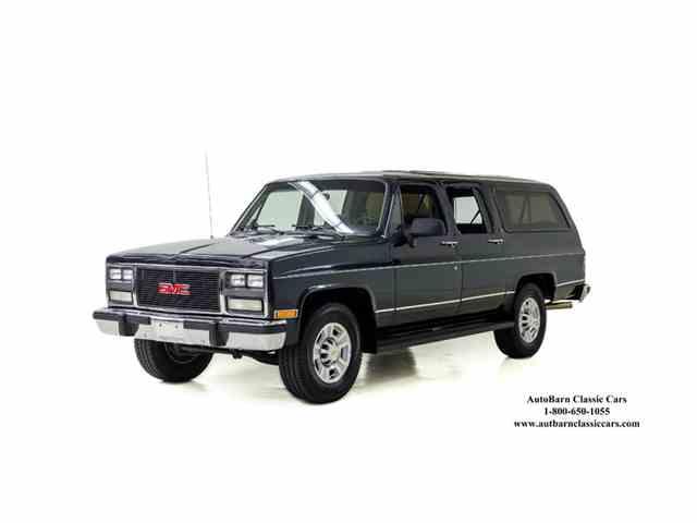 1991 GMC Suburban | 993761