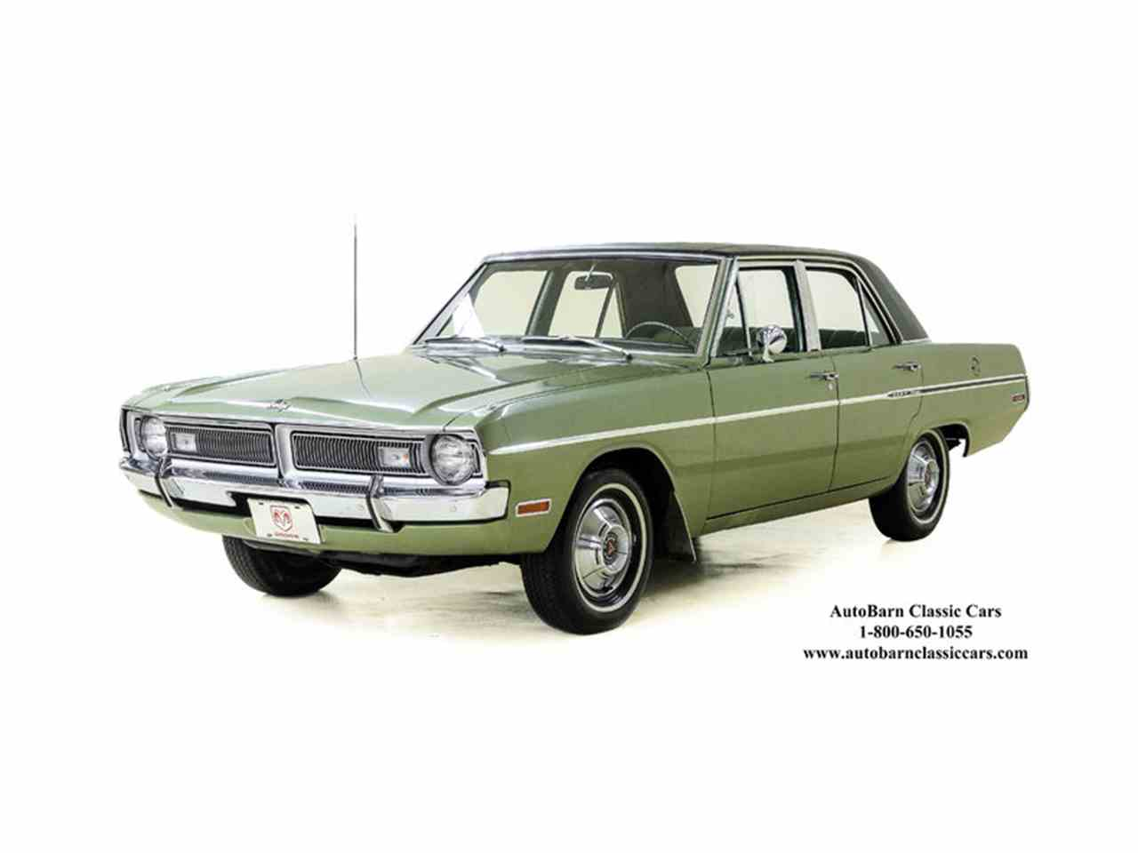 1970 Dodge Dart for Sale - CC-993762