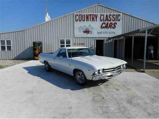 1969 Chevrolet El Camino | 993765