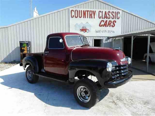 1952 Chevrolet Pickup | 993766