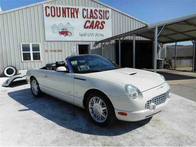 2003 Ford Thunderbird | 993769