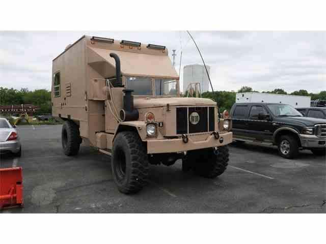 1993 AM General MULTI PURPOSE CARGO TRUCK | 990377