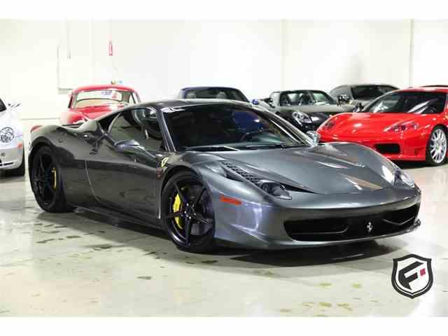 2013 Ferrari 458 Italia 2dr Cpe | 993773
