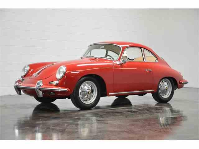 1963 Porsche 356B | 993774