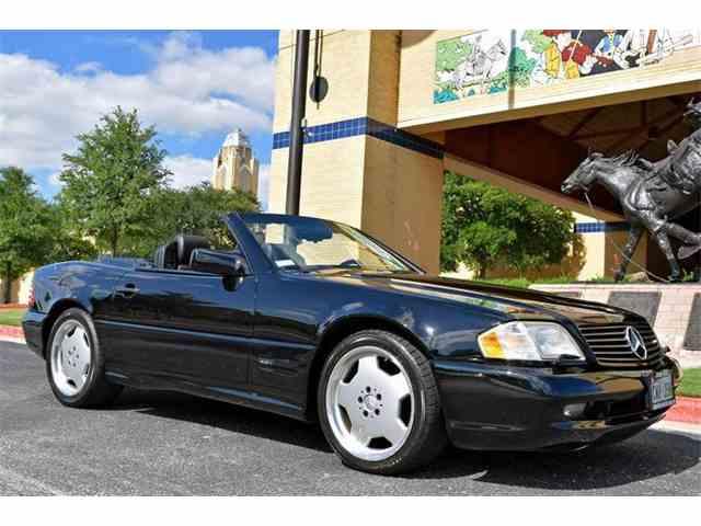 1996 Mercedes-Benz SL-Class | 993778