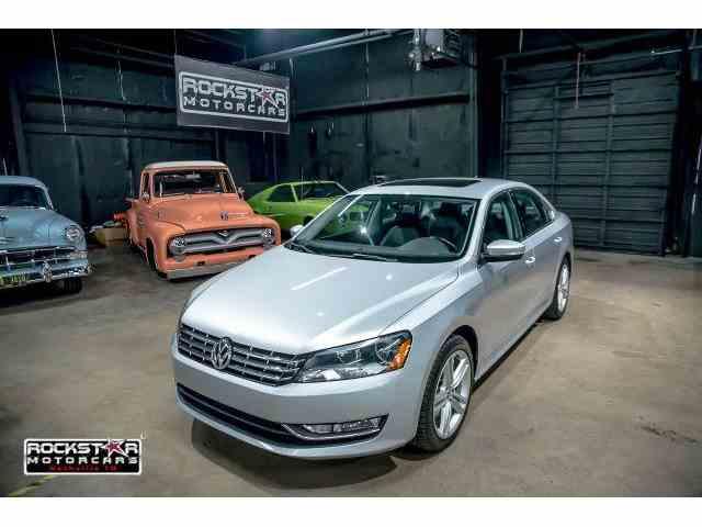2013 Volkswagen Passat | 993782