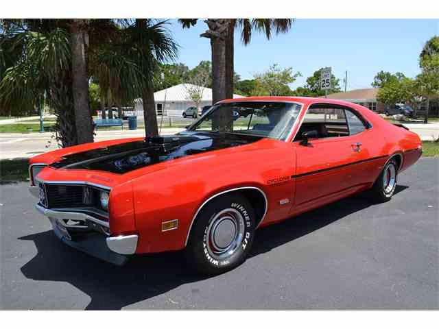1970 Mercury Cyclone | 993783