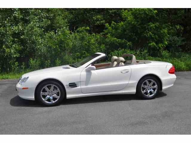 2004 Mercedes-Benz SL500 | 993798